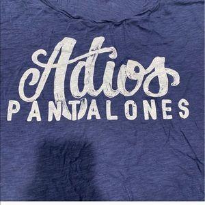 Torrid Adios Pantalones 5X T shirt
